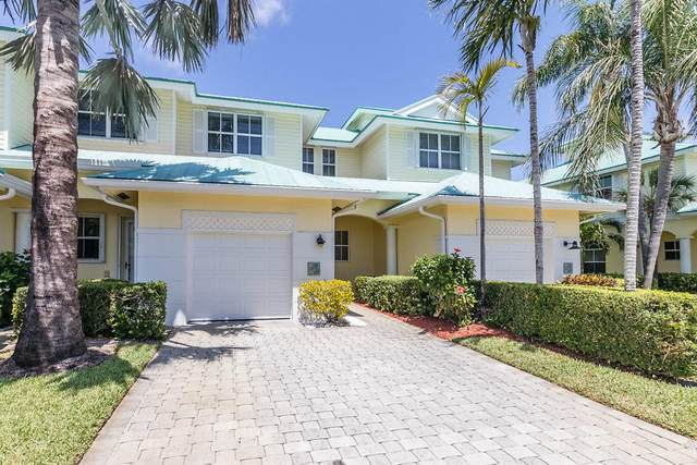 117 Barefoot Cv Cove, Hypoluxo, FL 33462 (MLS #RX-10628358) :: Berkshire Hathaway HomeServices EWM Realty