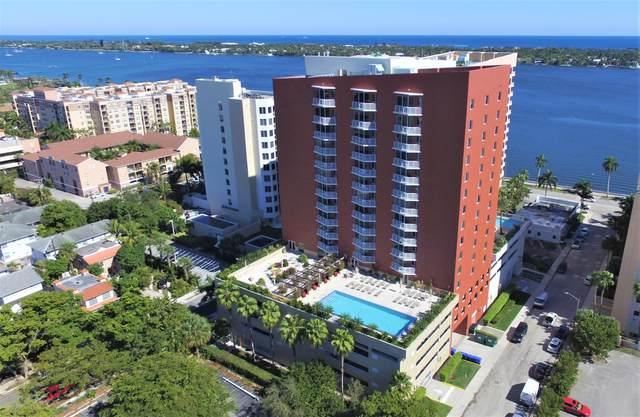 1551 N Flagler Drive #707, West Palm Beach, FL 33401 (#RX-10628393) :: Posh Properties