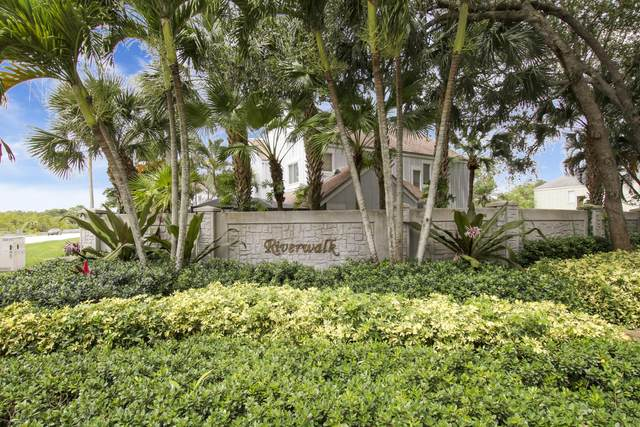 6222 Riverwalk Lane #6, Jupiter, FL 33458 (MLS #RX-10628474) :: Berkshire Hathaway HomeServices EWM Realty