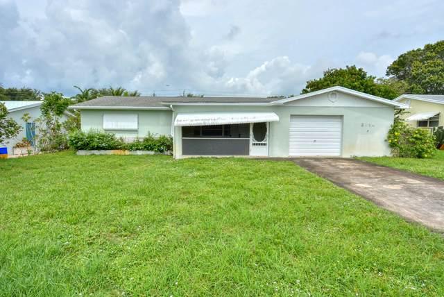 3514 NE Barbara Drive, Jensen Beach, FL 34957 (MLS #RX-10628494) :: Castelli Real Estate Services