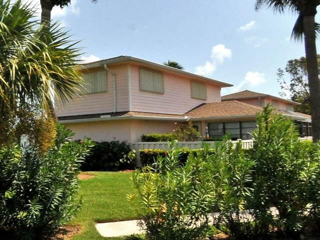 1772 Gulfstream Avenue A-1, Fort Pierce, FL 34949 (#RX-10628569) :: The Reynolds Team/ONE Sotheby's International Realty