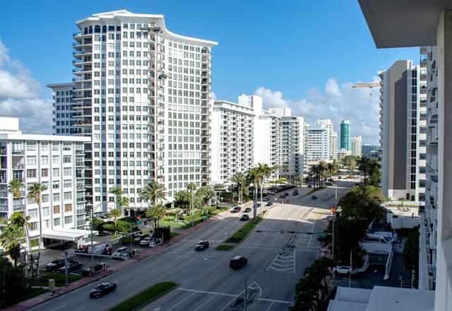 5601 Collins Avenue #816, Miami Beach, FL 33140 (#RX-10628683) :: Ryan Jennings Group