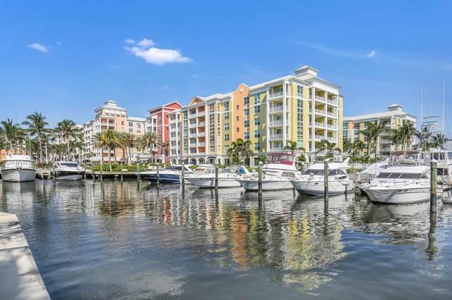 806 E Windward Way #324, Lantana, FL 33462 (MLS #RX-10628710) :: Berkshire Hathaway HomeServices EWM Realty
