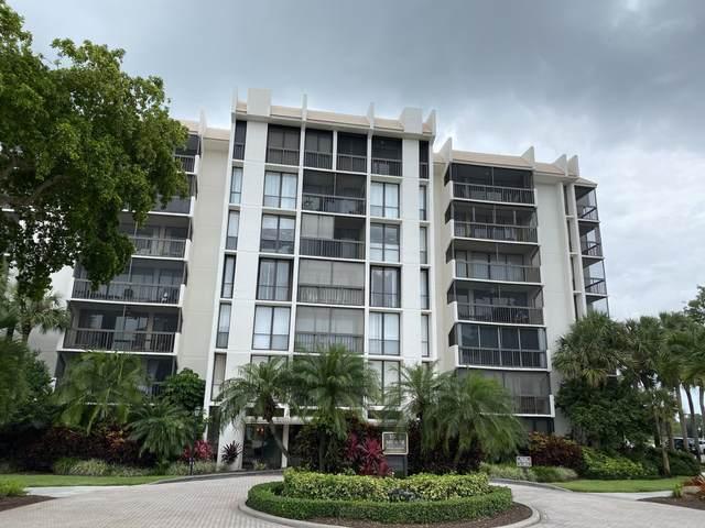 1551 Bridgewood Drive #1551, Boca Raton, FL 33434 (#RX-10628793) :: Posh Properties