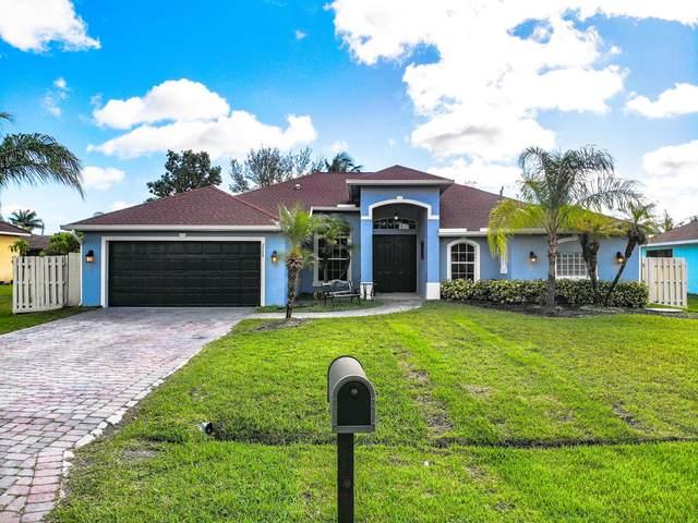 2509 SW Abate Street, Port Saint Lucie, FL 34953 (#RX-10628824) :: Ryan Jennings Group