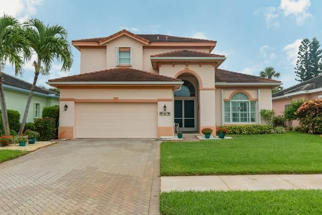 46 Winghaven Lane, Hutchinson Island, FL 34949 (MLS #RX-10628882) :: Berkshire Hathaway HomeServices EWM Realty