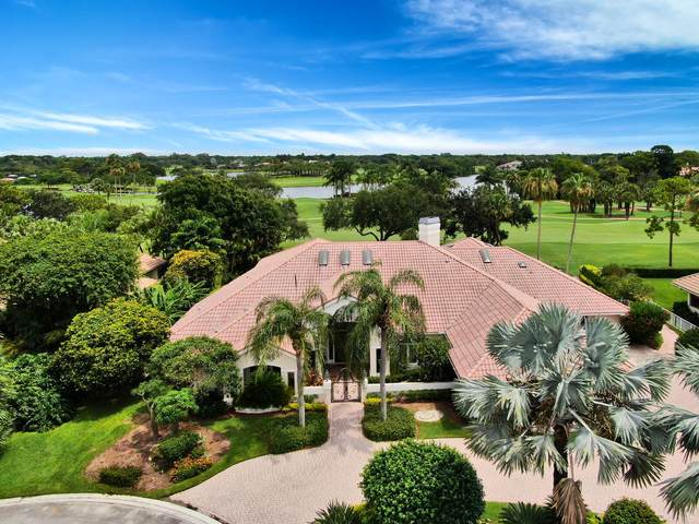 3221 Burgundy Drive N, Palm Beach Gardens, FL 33410 (MLS #RX-10628923) :: Berkshire Hathaway HomeServices EWM Realty