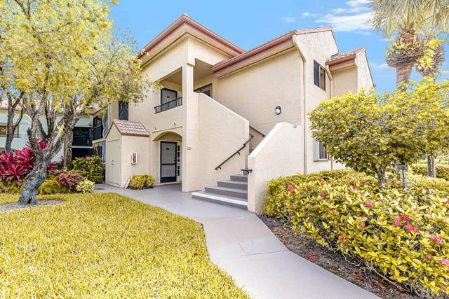 7563 Glendevon Lane #1305, Delray Beach, FL 33446 (MLS #RX-10629032) :: Castelli Real Estate Services