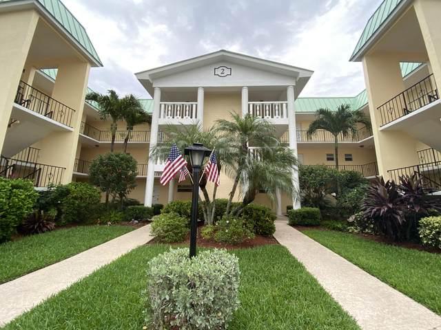 2 Colonial Club Drive #200, Boynton Beach, FL 33435 (#RX-10629048) :: Posh Properties