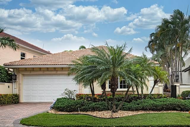 3555 Commodore Circle, Delray Beach, FL 33483 (MLS #RX-10629166) :: Berkshire Hathaway HomeServices EWM Realty