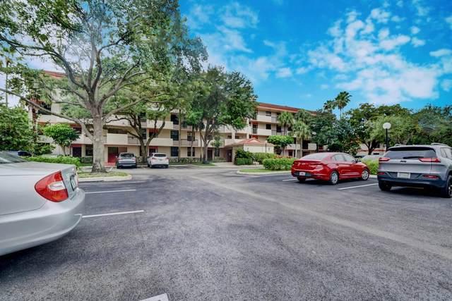2908 Carambola Circle S #304, Coconut Creek, FL 33066 (MLS #RX-10629251) :: Berkshire Hathaway HomeServices EWM Realty