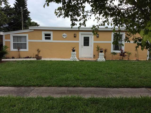 5812 NW 18th Court, Margate, FL 33068 (MLS #RX-10629395) :: Castelli Real Estate Services