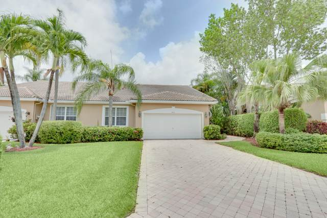 4661 Carlton Golf Drive, Lake Worth, FL 33449 (MLS #RX-10629416) :: Berkshire Hathaway HomeServices EWM Realty