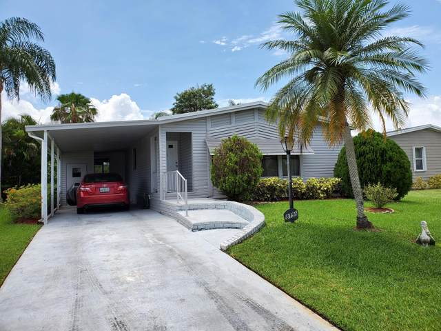 8195 Buckthorn Circle, Fort Pierce, FL 34952 (MLS #RX-10629479) :: Berkshire Hathaway HomeServices EWM Realty