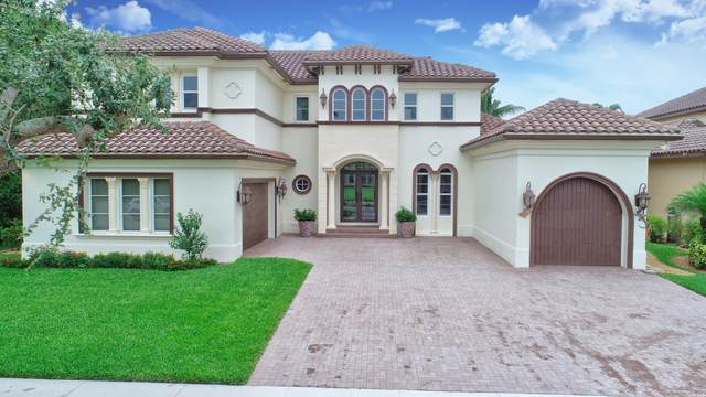 17529 Middlebrook Way, Boca Raton, FL 33496 (MLS #RX-10629542) :: Miami Villa Group