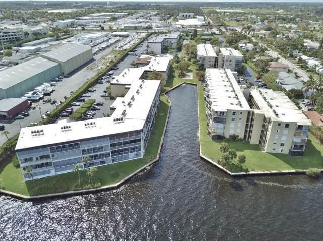 896 N Federal Highway #428, Lantana, FL 33462 (MLS #RX-10629712) :: Berkshire Hathaway HomeServices EWM Realty
