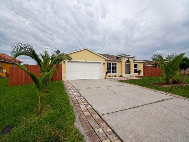 680 SW Homeland Road, Port Saint Lucie, FL 34953 (#RX-10629803) :: Ryan Jennings Group