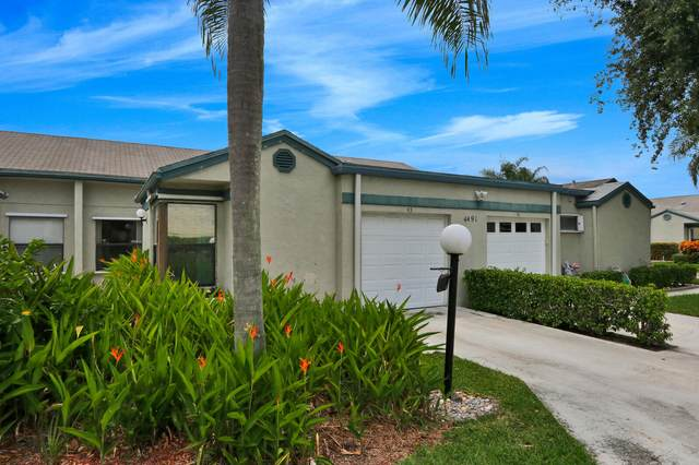 4491 Feivel Road #43, West Palm Beach, FL 33417 (#RX-10629891) :: The Reynolds Team/ONE Sotheby's International Realty