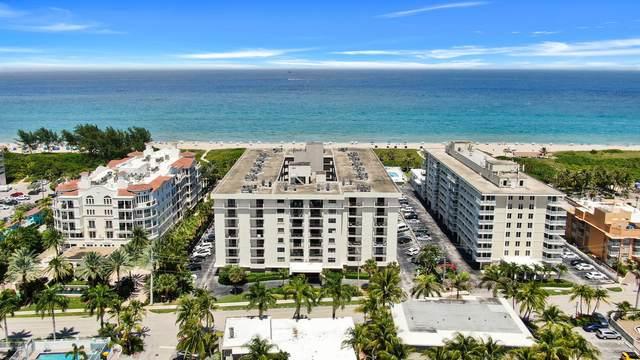 145 S Ocean Avenue #704, Palm Beach Shores, FL 33404 (MLS #RX-10629893) :: Berkshire Hathaway HomeServices EWM Realty