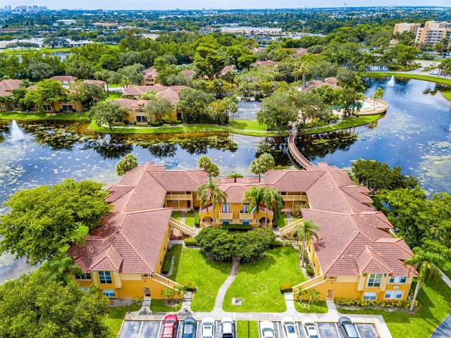 4831 Via Palm Lake #1212, West Palm Beach, FL 33417 (#RX-10629907) :: The Reynolds Team/ONE Sotheby's International Realty