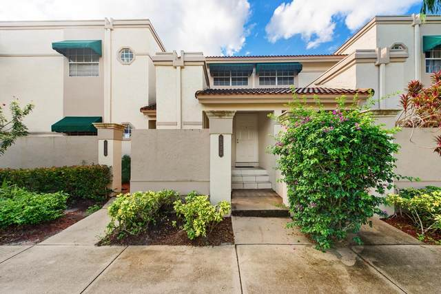 6536 Via Regina #6536, Boca Raton, FL 33433 (MLS #RX-10629956) :: Berkshire Hathaway HomeServices EWM Realty