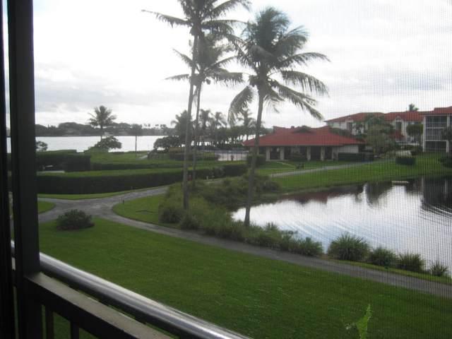 7030 Half Moon Circle #216, Hypoluxo, FL 33462 (MLS #RX-10629974) :: Berkshire Hathaway HomeServices EWM Realty