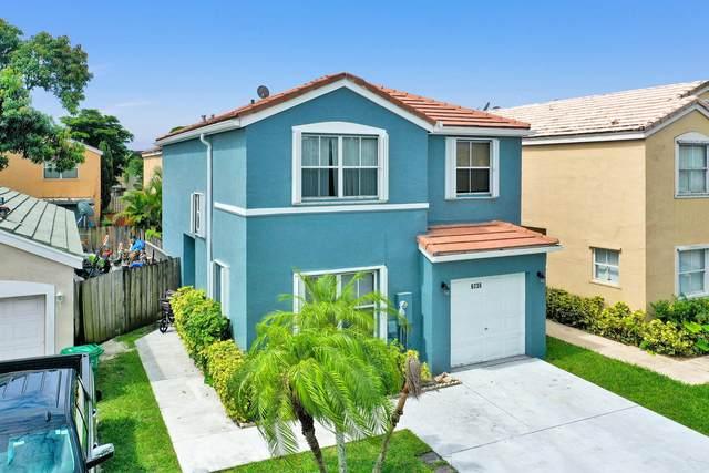 6238 Navajo Terrace, Margate, FL 33063 (MLS #RX-10629983) :: Castelli Real Estate Services