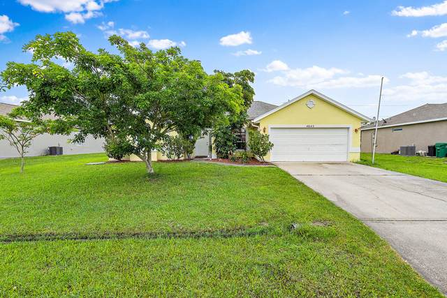 4645 SW Vahalla Street, Port Saint Lucie, FL 34953 (#RX-10630114) :: Ryan Jennings Group