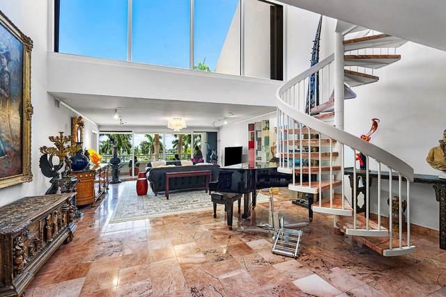529 S Flagler Drive Th3e, West Palm Beach, FL 33401 (MLS #RX-10630155) :: Berkshire Hathaway HomeServices EWM Realty
