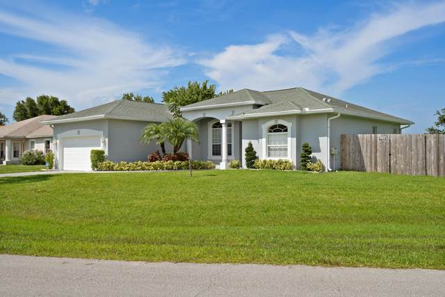 5377 NW West Paden Circle, Port Saint Lucie, FL 34986 (#RX-10630295) :: Ryan Jennings Group