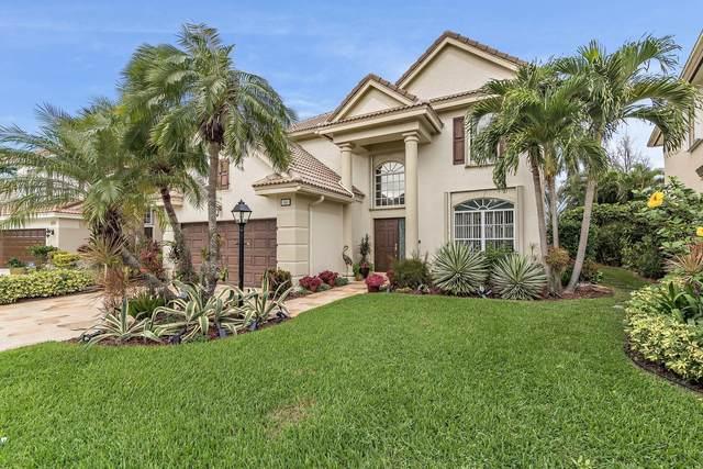 86 Satinwood Lane, Palm Beach Gardens, FL 33410 (MLS #RX-10630322) :: Berkshire Hathaway HomeServices EWM Realty