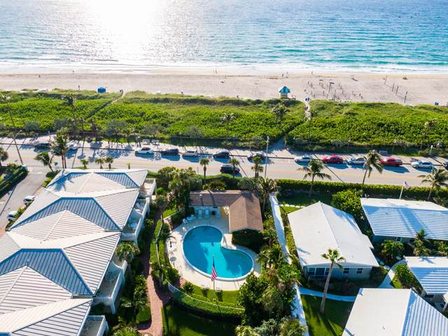 300 S Ocean Boulevard N-25, Delray Beach, FL 33483 (#RX-10630323) :: Ryan Jennings Group