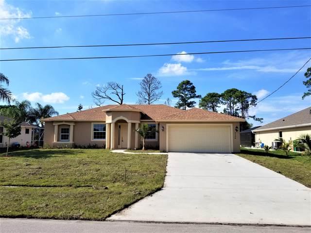 1630 SW Buttercup Avenue, Port Saint Lucie, FL 34953 (#RX-10630327) :: Ryan Jennings Group
