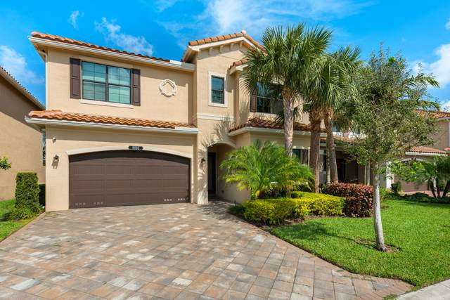 8095 Baltic Amber Road, Delray Beach, FL 33446 (MLS #RX-10630416) :: Berkshire Hathaway HomeServices EWM Realty
