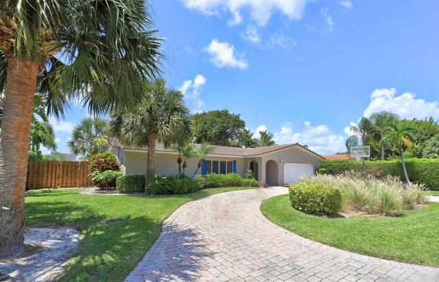 924 Banyan Drive, Delray Beach, FL 33483 (MLS #RX-10630432) :: Berkshire Hathaway HomeServices EWM Realty