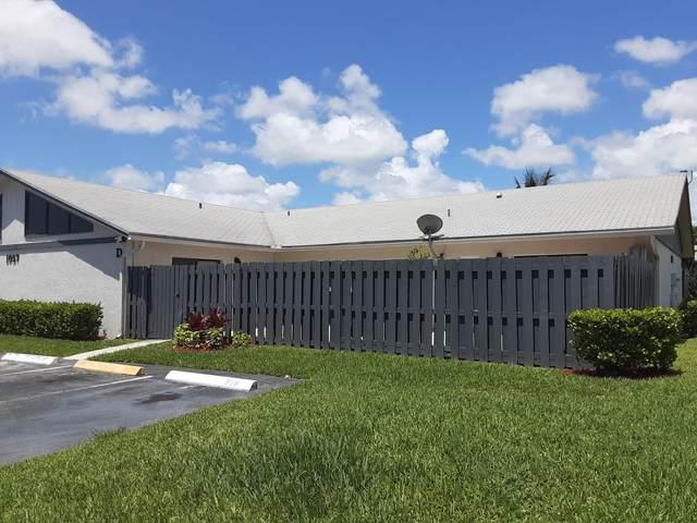 1057 Summit Trail Circle D, West Palm Beach, FL 33415 (MLS #RX-10630518) :: Berkshire Hathaway HomeServices EWM Realty