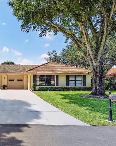 4480 Apple Tree Circle B, Boynton Beach, FL 33436 (#RX-10630523) :: Ryan Jennings Group