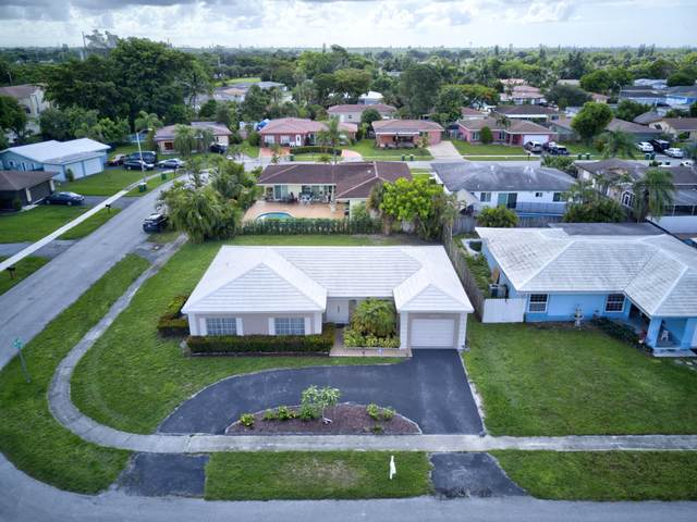 8290 NW 68 Terrace, Tamarac, FL 33321 (MLS #RX-10630544) :: Castelli Real Estate Services