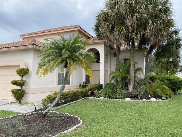 7551 Normande Court, Margate, FL 33063 (MLS #RX-10630572) :: Berkshire Hathaway HomeServices EWM Realty