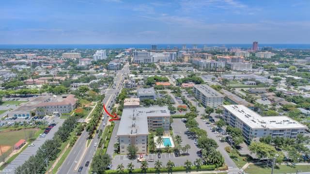 290 W Palmetto Park Road #407, Boca Raton, FL 33432 (#RX-10630631) :: The Rizzuto Woodman Team