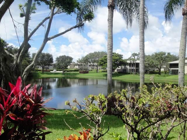 22 Stratford Drive C, Boynton Beach, FL 33436 (#RX-10630680) :: Ryan Jennings Group