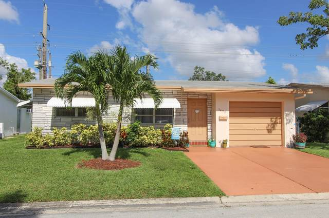 1490 NW 70th Lane, Margate, FL 33063 (MLS #RX-10630689) :: Castelli Real Estate Services
