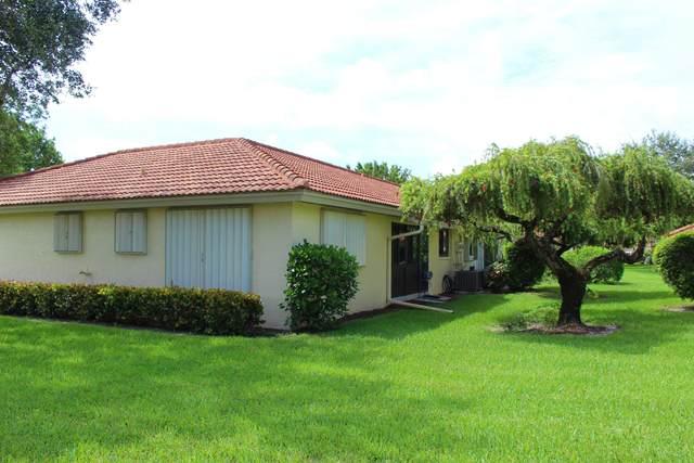 4590 Laurel Tree Road B, Boynton Beach, FL 33436 (#RX-10630707) :: Ryan Jennings Group