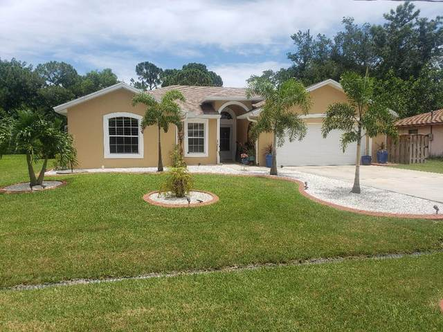 721 NW Grenada Street, Port Saint Lucie, FL 34983 (#RX-10630748) :: Ryan Jennings Group