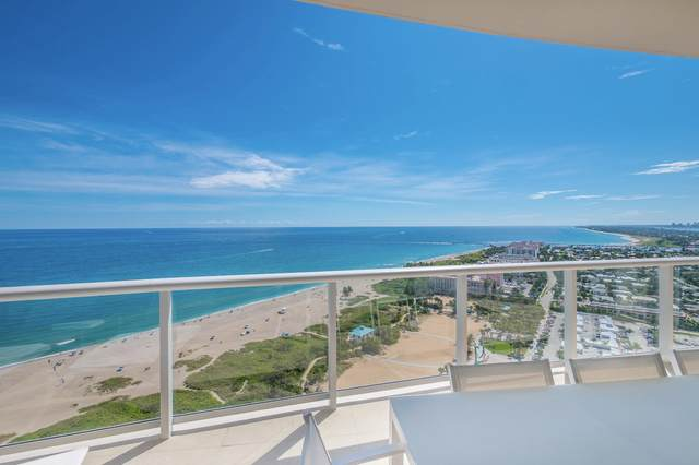 2700 N Ocean Drive Lph3b, Singer Island, FL 33404 (MLS #RX-10630783) :: Berkshire Hathaway HomeServices EWM Realty