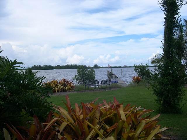 3315 N Indian River Drive, Fort Pierce, FL 34946 (MLS #RX-10630805) :: Berkshire Hathaway HomeServices EWM Realty