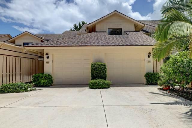 16942 Waterbend Drive #159, Jupiter, FL 33477 (#RX-10630885) :: Posh Properties