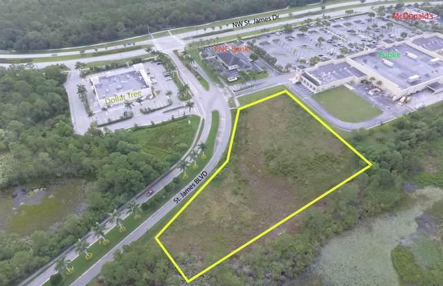 Tbd NW St James Boulevard, Port Saint Lucie, FL 34983 (#RX-10630887) :: Ryan Jennings Group