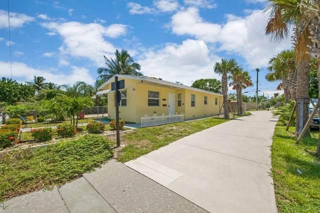 501 S E Street, Lake Worth Beach, FL 33460 (MLS #RX-10630915) :: The Jack Coden Group