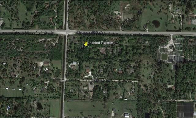 14920 Okeechobee Boulevard, Loxahatchee Groves, FL 33470 (#RX-10631008) :: Ryan Jennings Group